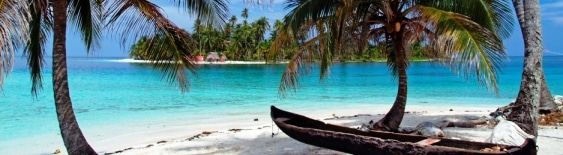 San Blas islands overnight stay