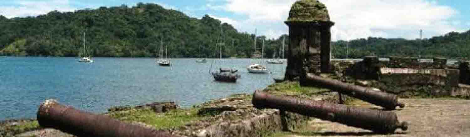 Panama Tours to Portobelo