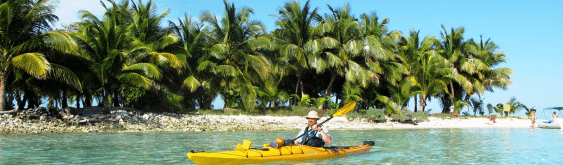 Kayaking tours in Panama