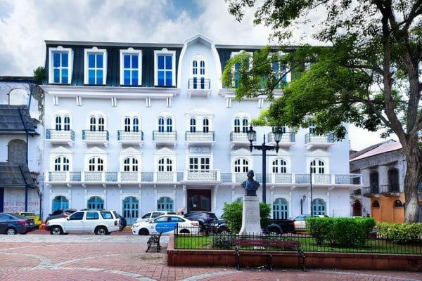 Central Hotel, Casvo Viejo - hotel for corporate tours