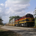Panama Train Tour