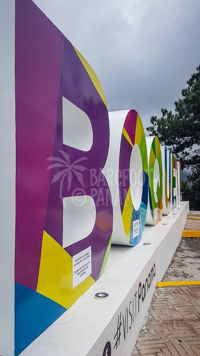 boquete-town-sign