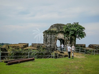 old-spanish-fort-panama-caribbean