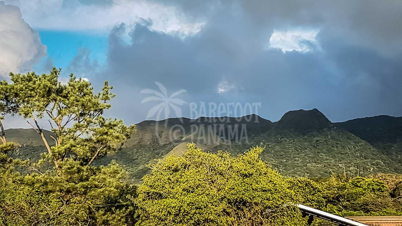 volcanic -mountain