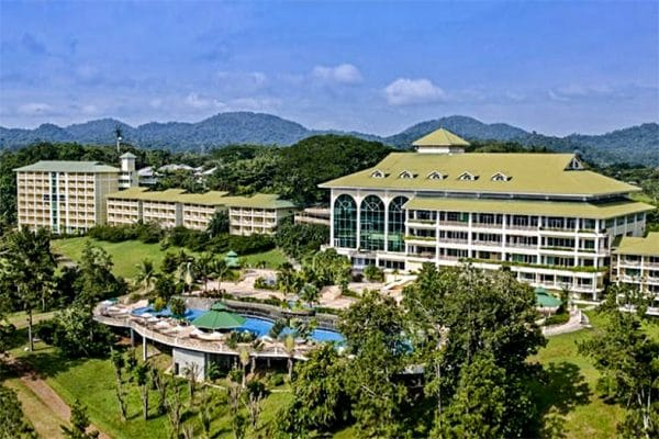Gamboa Rainforest Resort - hotel for corporate tours